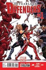 Fearless Defenders (2013) #1 Vf/Nm Marvel Now!