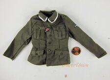 Dragon 1:6 Figure WW2 German Officer Service Dress Green UNIFORM TUNIC DA144