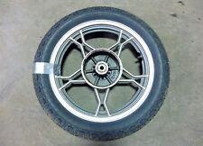 1981 Suzuki GS450 S506-1. rear wheel rim 16in