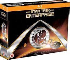 Blu-ray TV Show Star Trek Enterprise The Full Journey Complete Series All Region