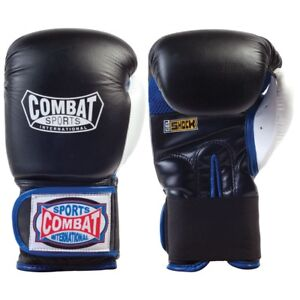 New Combat Sports Boxing MMA Kickboxing Gel Shock 12oz Super Bag Gloves - HBG16