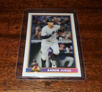 AARON JUDGE SP #TBT PRINT RUN ONLY /474!! 2020 TOPPS THROWBACK THURSDAY YANKEES!