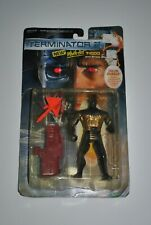 "OG 1992 Kenner Terminator ""White Hot T-1000"" Action Figure NEW SEALED condition"