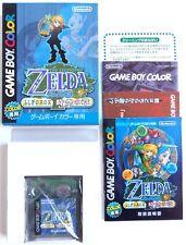THE LEGEND OF ZELDA Oracle Of Ages Nintendo Game Boy Color GBC Jap Japan (2)