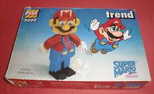 Figurine Super Mario Bros 3 [PEBE 2000 Trend Nintendo] Lego Rare (Complet ?) JRF