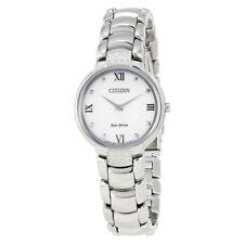NEW Citizen Diamond Ladies Eco Drive Watch - EX1460-55A