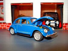 1967 67 VW BEETLE BUG LIMITED EDITION VOLKSWAGEN 1/64 DELUXE REAL RIDERS M2