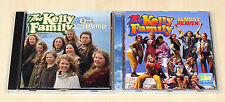 2 CD SET - THE KELLY FAMILY - OVER THE HUMP & ALMOST HEAVEN - TOP ZUSTAND