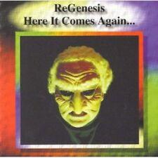 Regenesis-Here It Comes Again CD OVP NOUVEAU