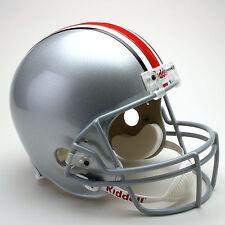 OHIO STATE BUCKEYES NCAA Riddell FULL SIZE Deluxe Replica Football Helmet