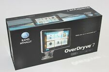 "Rand Mcnally Overdryve 7"" Car Gps Tablet With Dash Cam ( NOT FOR TRUCK )"