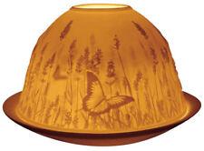 lumière-glow Lavande bougeoir photophore bougie chauffe-plat votive céramique