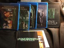 The Ultimate Matrix Collection [Blu-ray] Gift Set