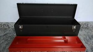 Proto J9979-NA 2584 Cu In Storage Cap 25 Lb Weight Cap Steel Portable Tool Box