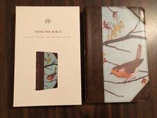 ESV Thinline Bible - $29.99 Retail - English Robin Tritone