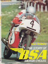 BSA The Story of BSA Motor Cycles by Bob Holliday 1979 Edition HB in DJ