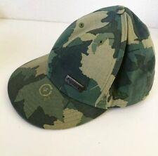 LRG True Heads Camo Print Hat Cap A Resolutionaly Company Green