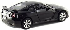 "Brand New 5"" Kinsmart 2009 Nissan GT-R R35 Diecast Model Toy Car 1:36 Black"