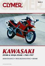 CLYMER REPAIR MANUAL Fits: Kawasaki ZX600 Ninja 600R