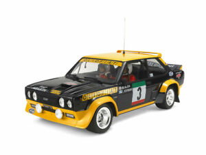 Tamiya 1/20 Fiat 131 Abarth Rally Olio Fiat
