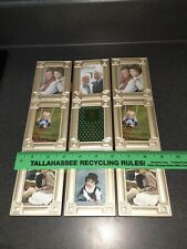 NEW Loui Michel Table Top Memories 3 Panel Screen Picture Frame, Holds 9 2×3 pic