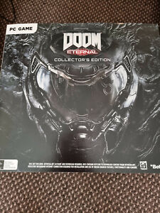 Doom Eternal Collectors Edition for PC brand new not sealed