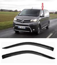 Fit For Toyota ProAce 2017-2021 Side Door Window Deflectors