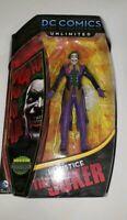 Mattel DC Comics Unlimited Joker Action Figure Injustice 2013 NIB Batman