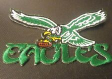Philadelphia Eagles Old School Football 1987 embroidery iron,sew,patch Go Birds!