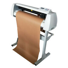 1220mm Sign Sticker Vinyl Cutter 48 Vinyl Cutting Plotter Machine Lcd Screen