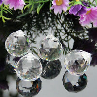 Sun Catcher Hanging Crystal Rainbow Prism Feng Shui Wind Chime Wedding Decor Hot
