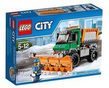 LEGO CITY SNOWPLOW TRUCK 60083 NEW SEALED