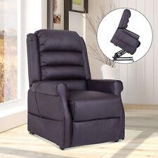 Homcom elektrischer Aufstehsessel Fernsehsessel Relaxsessel Aufstehhilfe Sessel