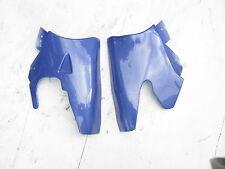 2 stroke MINI pocket bike MT-A2 two lower fairings blue