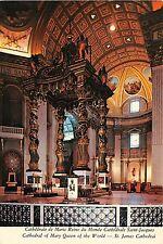 B75735 la maitre autel de la basilique maire reine du monde montreal  canada