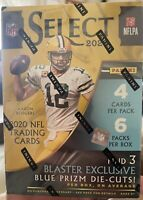 🔥2020 Panini Select Football Blaster Box In Hand Brand New Factory Sealed 🏈