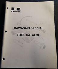 1998 Kawasaki Motorcycle & Atv Special Tools Manual 99960-0065-03 (607)