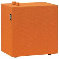 Urbanears Stammen Multi-Room WIFI Lautsprecher Orange WLAN Bluetooth Speaker Box