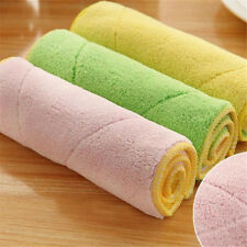 3x Mix Color Microfiber Car Cleaning Towel Kitchen Dish Washing Polishing Cloth