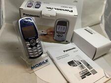 Original Panasonic EB-GD67 - Silver (unlocked ) Mobile Phone Boxed