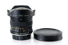 Yashica ML Fish Eye 15mm f2.8 for Contax/Yashica C/Y Mount