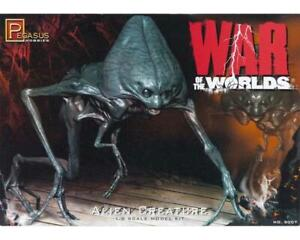 Pegasus 1/8 War of the Worlds 2005 Alien Creature Vinyl Model Kit 9007