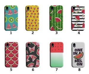 Watermelon Pattern Phone Case Cover Fruit Watermelons Colours Shape 8247c
