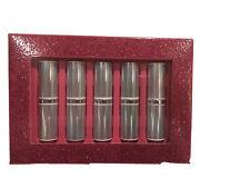 Clinique Kisses 5-Pc Dramatically Different Lipstick Shaping Lip Colour NIB