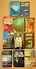 Bücher - Bücherpaket Sammlung Konvolut bunt gemischt Romane Krimi Liebe Frauen