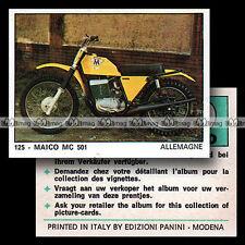 #pnm74.125 ★ MAÏCO MC 501 ★ Panini Moto 2000