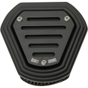 Burly Brand Air Cleaner Burley FLH (Black) B09-0011B