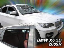 HEKO Windabweiser  BMW X6 5-türer 2009-heute  Regenabweiser 11142