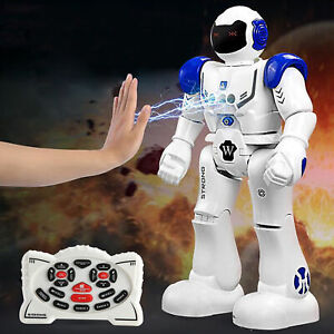 Robot Toys ABS Kids Smart Programmable Gesture Sensing Infrared RC for Gifts