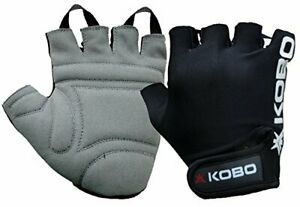 Kobo Leather Fitness Gloves  FREE SHIPPING